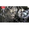 LUSTR 5 světel INSPIRE  4005/r7 Čirý 55 CM PPP
