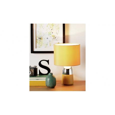 STOLNÍ DOTYKOVÁ LAMPA Žlutá  4191/2J PPP