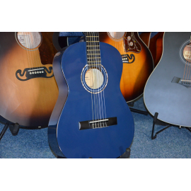 AKUSTICKÁ (ŠPANĚLKA) Klasická KYTARA Startone CG-851 3/4 Blue PPP