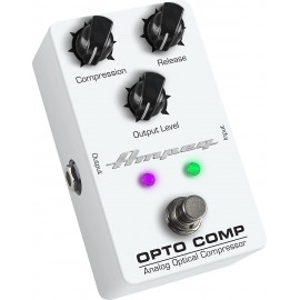 Efekt baskytarový Ampeg Opto Comp
