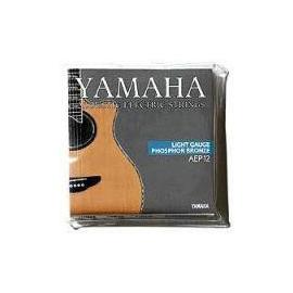Struny pro elektroakustickou kytaru Yamaha AEP 12