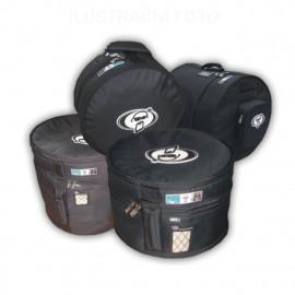 Sada bicích povlaků Protection Racket SET3 Nutcase Set 3 (20x16 bass,14x5.5 snare,10x8 tom,12x9 tom,14x14 floor)