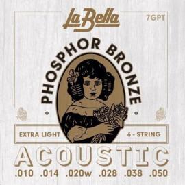 LaBella 7GPT Phosphor Bronze